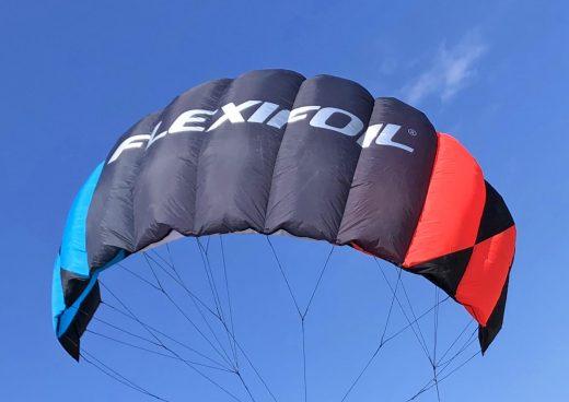 kitesurfing training kite