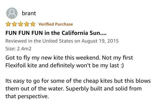 what size kite for kiteboarding