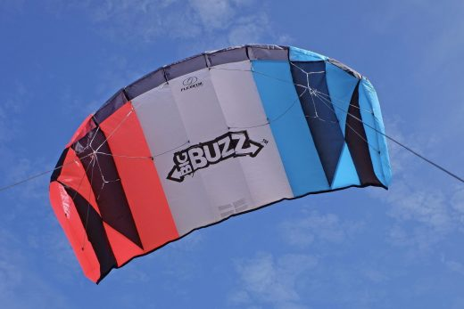 flexifoil stacker kites