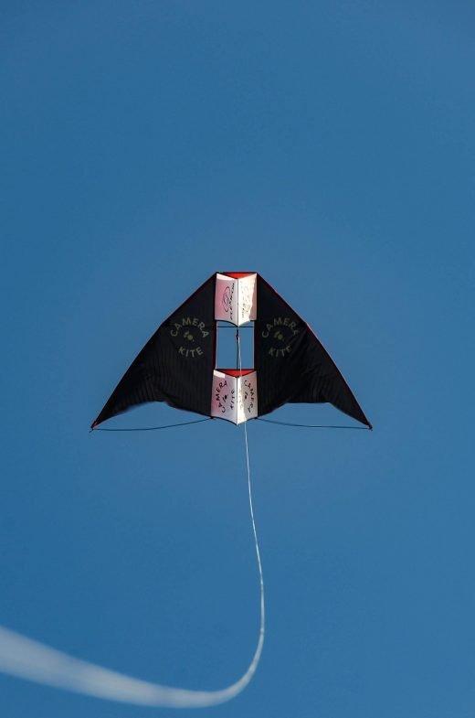 camera kite