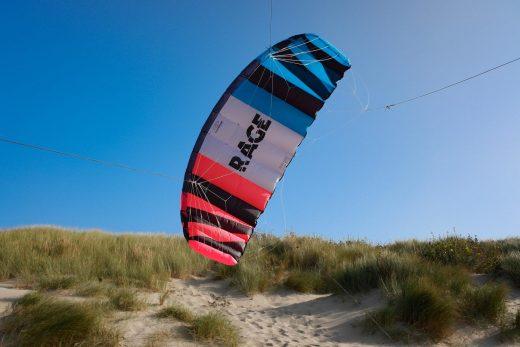 4-line power kite